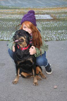 #dreadlocks #dog #bestfriend #happy