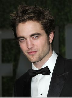 Robert Pattinson at the Vanity Fair Oscars After Party (2009)