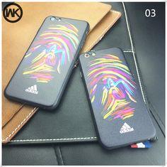 Cool Design Adidas Shock Absorption Protector Schutzhülle Cover iphone 6 iphone 6 plus - elespiel.com