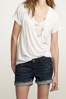 DIY: The Perfect Cut-Off Denim Shorts, explains it just how I would understand lol