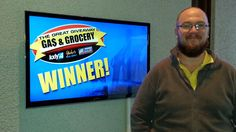 Congrats to Don Johnson who won $100 in The Great Gas & Grocery Giveaway from KXLY4, Divine's & Yokes!