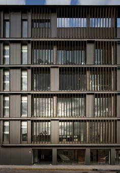 Gallery of Renovation of México Fortius Office Building / ERREqERRE Arquitectura y Urbanismo - 5