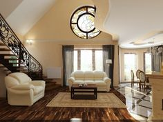 Great Large Living Room Ideas