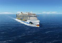 Das ist die neue Schiffsgeneration von AIDA und ab 2015 können Sie dabei sein.