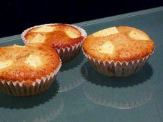 Receita Sobremesa : Mini queques de maçã e gengibre de Nuit