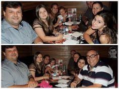 SOCIAIS CULTURAIS E ETC.  BOANERGES GONÇALVES: Comemorando o aniversário no Let's Eat Indaiatuba