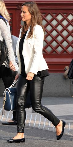 Pippa Middleton's Memorable Style Moments - September 24, 2013 from #InStyle