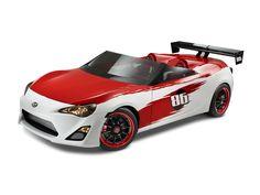 GT86 roadster Concept