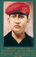 gambar-foto pahlawan nasional indonesia, Usman Djanatin