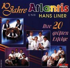 10 Jahre/Ihre 20 Größten Erfolge von Hans Band Atlantis & Liner auf MC - Musik