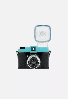 Lomography Diana F+ Medium Format Camera with Flash : Medium Format Film Cameras : Camera & Photo Diana, Lomo Camera, Polaroid, Medium Format Camera, 120 Film, Teenage Girl Gifts, Shops, Instant Camera, Dot And Bo