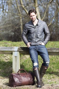 SS15 collection from www.wombatleather.co.uk