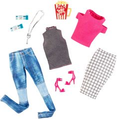 Barbie® Fashion Pack - Movie Date