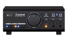 #SPL #2Control Speaker & Headphone Monitoring Controller