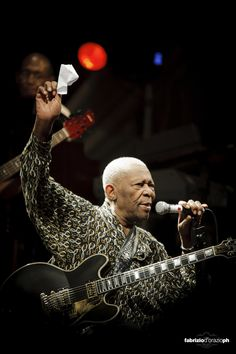 B.B.King al Pistoia Blues