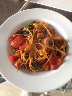The most amazing spaghetti around #deliciouslyella #healthy