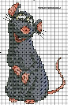 Remy Ratatouille 2 Of 3