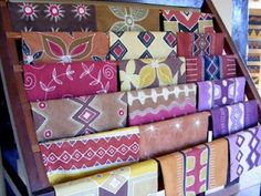 Malawi textile designs....have John look for ;-)