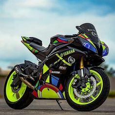 Yamaha Parking Only : Photo Yamaha Bikes, Yamaha R6, Yamaha Motor, Cool Motorcycles, Ducati, Gp Moto, Moto Bike, Motorcycle Bike, Super Bikes