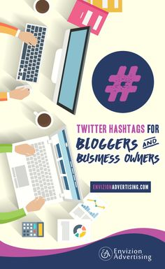Use the power of HASHTAGS for your business online: http://www.envizionadvertising.com/social-media/hashtag-marketing-strategy-for-your-business/