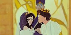 Nancy and Prince Edward from Enchanted by ary Dreamworks Animation, Disney And Dreamworks, Animation Film, Disney Pixar, Disney Characters, Disney Concept Art, Disney Fan Art, Disney Love, Enchanted Movie