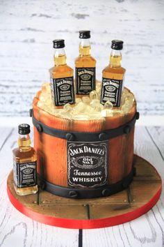 Jack Daniel's by Cake Addict