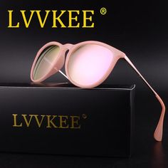 HOT LVVKEE Luxury brand ladies women Polarized Sunglasses fashion designer driving retro cat-eye eyeglasses 4171 TR90 framed