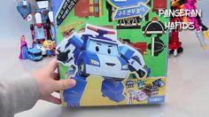 Mainan Kertas Lipat ❤ Mobil Mobilan Karton ❤ Rumah Rumahan Karton ❤ Robo...
