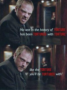 Resultado de imagen para supernatural season 12 sam tortured