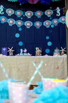 Wiener Wohnsinn: Mermaid Birthday Party