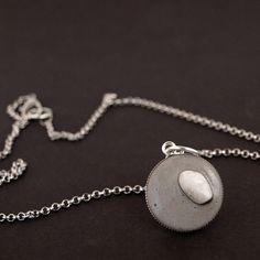 concrete glass jewelry - Buscar con Google