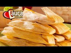 Tamales Mexicanos de Maseca ¡Sin manteca!♥Recetas Saludables♥Las Recetas...