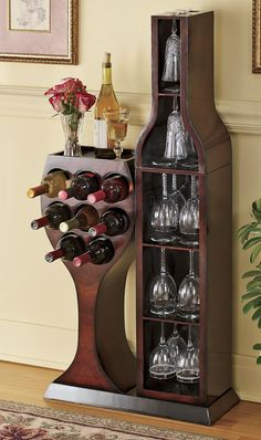 Conversation Piece Wine Rack