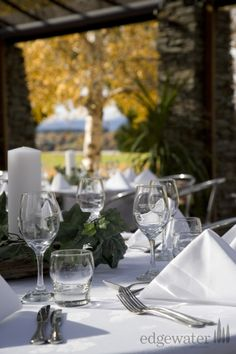 Edgewater provides an all in one Wanaka wedding venue. http://www.edgewater.co.nz/resort/weddings/