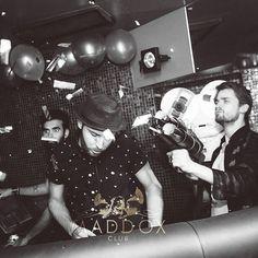 Great #photocapture from last weekend's collaboration with @larcparis  #CaughtOnCamera #MaddoxClub #MainRoom #WeMaddox #OneNightInParis