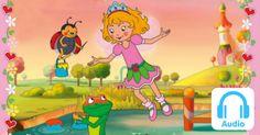 Prinzessin Lillifee – Das Original Hörspiel zur TV-Serie bei Kixi – Kinderkino