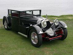 Voisin C20 'Mylord' Demi-Berline #cars #vintage #prewar #1931 #vintagecars