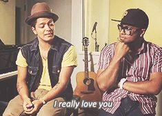I really love you...