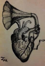 نتيجة بحث الصور عن رسم قلب الانسان Art Sketches Art Drawings