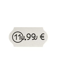 Shop online Maison Margiela price sticker brooch for Discover new season items from the world's best luxury designer brands. Layout Design, Logo Design, Graphic Design, Handwritten Logo, Types Of Lettering, Price Sticker, Visual Diary, Typography Letters, Margiela