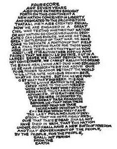 Gettysburg Address by Bruce Shanks.