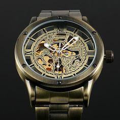 MA 410 Vintage Skeleton Chronomaster