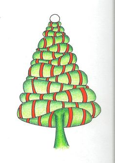 Candy Snowball Tree by Paint Chip, via Flickr