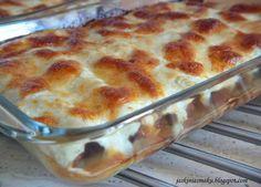 Cannelloni z mięsem mielonym