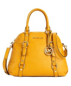 My favorite new MK handbag.  I am LOVING this color.  It is stunning in person!