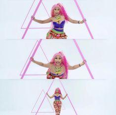 Nicki Minaj Fashion, Nicki Minaj Pictures, What Is Work, Baby G, Slim Waist, African Fashion, Queens, Barbie, Music