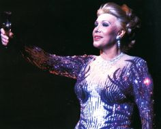 """Dolores Gray in """"Follies"""" London"""