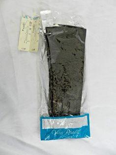 Vintage Van Raalte Women's Gloves Size 6.5  Soft Brown Table Cut NEW w/ Package #VanRaalet
