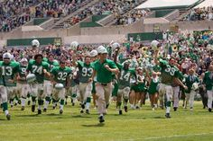 We Are Marshall!!!! What a Great movie to watch with your 12 year old son! I love you Paddy Mac! ...you are my world.