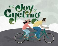 Oh yes... such joy.  Repin if #cycling brings joy to your life.